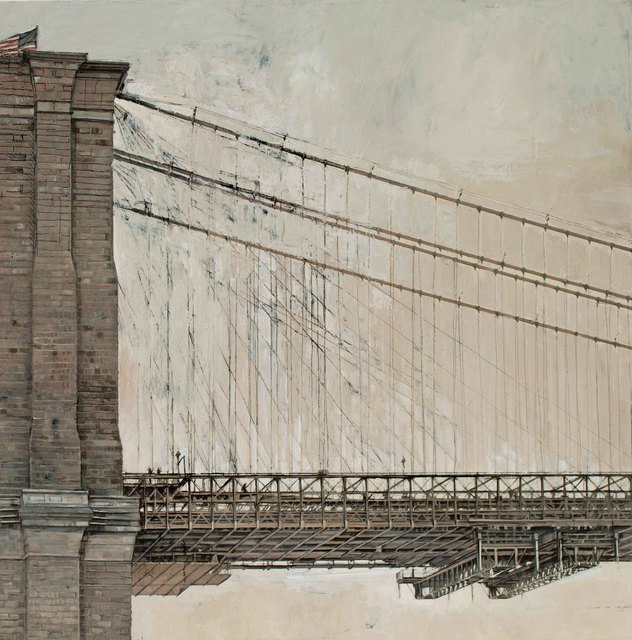 , 'Brooklyn Bridge,' , Hugo Galerie