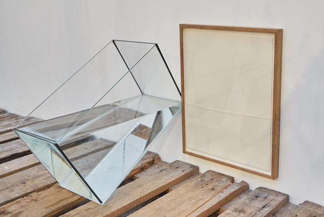 , 'o.T.a.d.h.j.n.v,' 2016, Galerie Gisela Clement