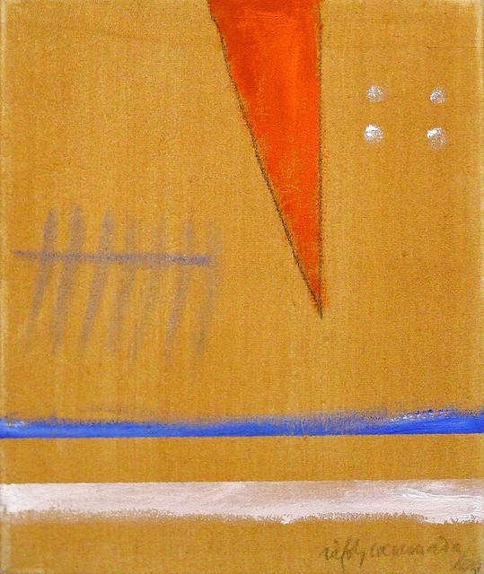 , 'Angle Vermel,' 2004, Fernández-Braso