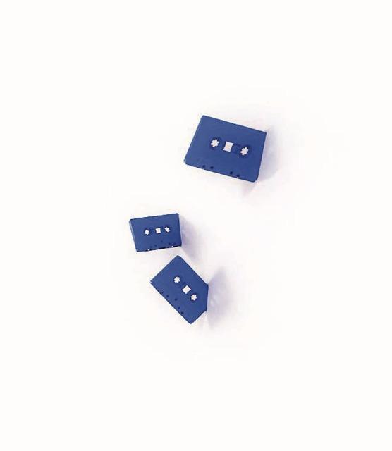 , 'Cassetes (Klein Blue, Set of 5),' 2015, Joseph Gross Gallery