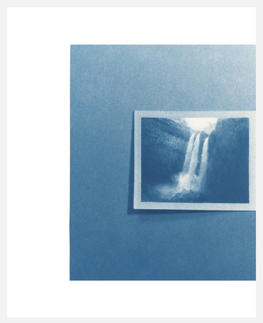 Sean McFarland, 'Playspace Commission: Three Falls, 2014', 2014, Photography, Cyanotype, Aperture Foundation