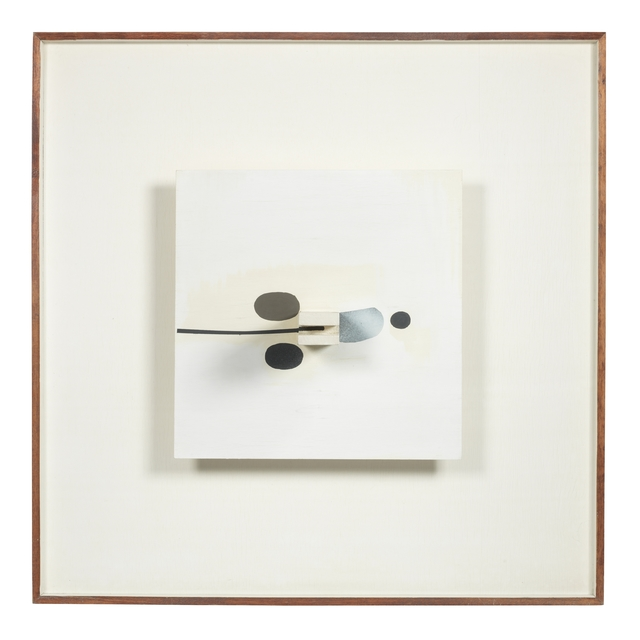 , 'Projective Painting No. IV,' 1971, New Art Centre