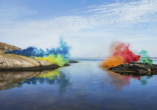 Clara Hallencreutz, 'Signalling Nature: Ocean View', 2017, Mouche Gallery