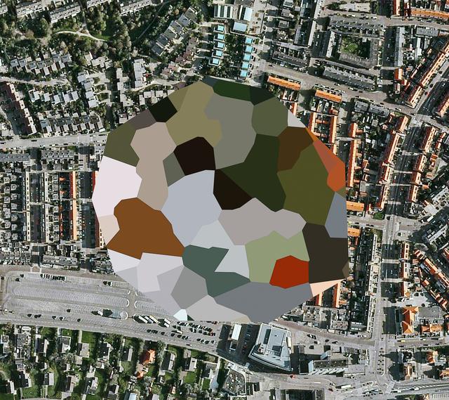 Mishka Henner, 'Dutch Landscapes, Unknown Site, Noordwijk aan Zee, South Holland', 2011, Galleria Bianconi