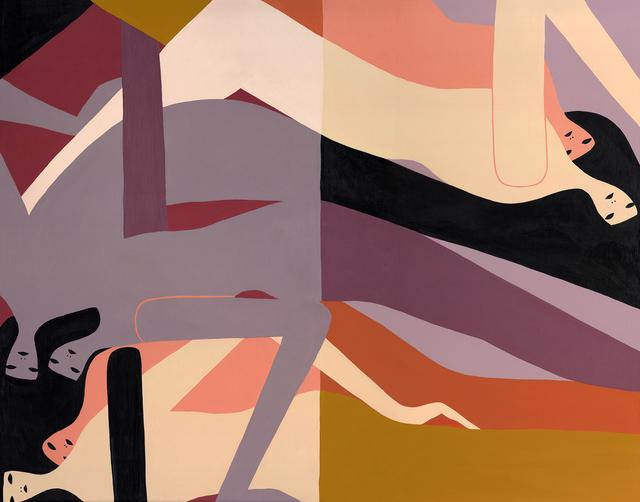 , 'Strata,' 2019, Hashimoto Contemporary