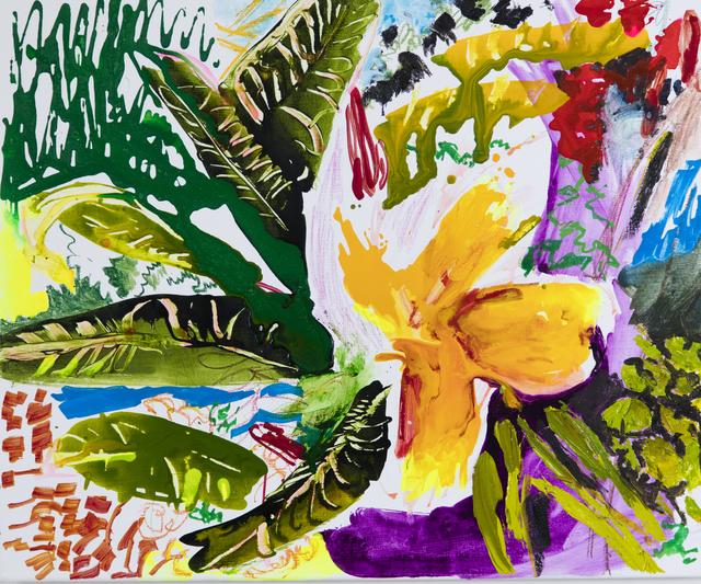 , 'Plumeria,' 2016, Reynolds Gallery