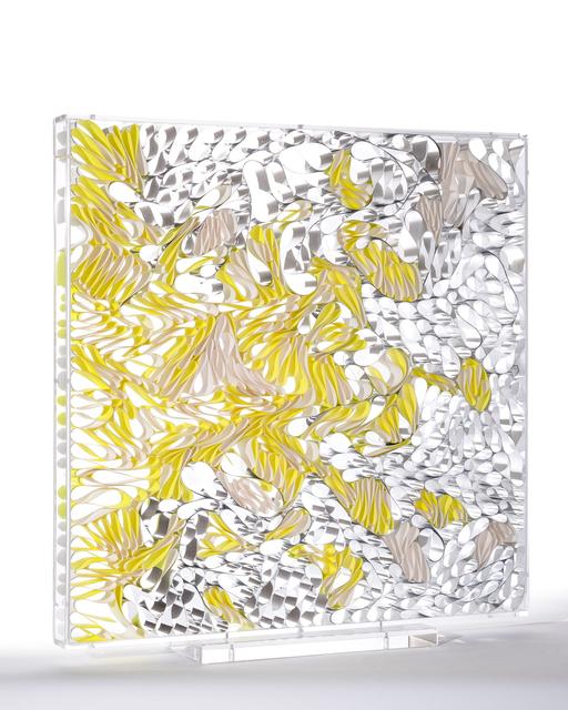 Pilar Cavestany, 'Yellow box', Galería Marita Segovia