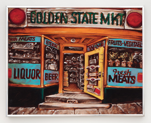 , 'Golden State MKT (storefront),' 1974, P.P.O.W