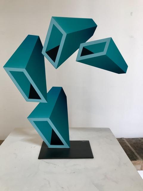 , 'Untitled Blue,' 2018, Arte Berri