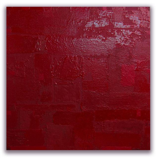 Chad Buck, 'Labyrinth / Rojo', 2012, Brian Gross Fine Art