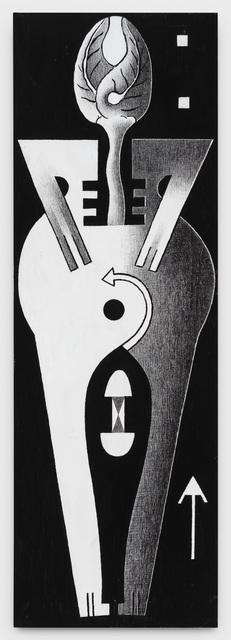 , 'Human Logo #3,' 1992, P.P.O.W