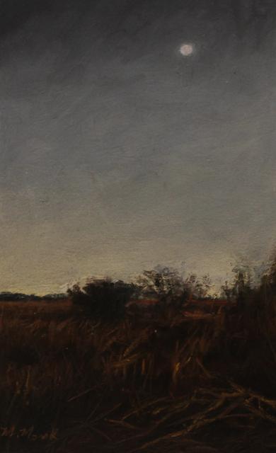 , 'Moon Over Marsh,' , LeMieux Galleries