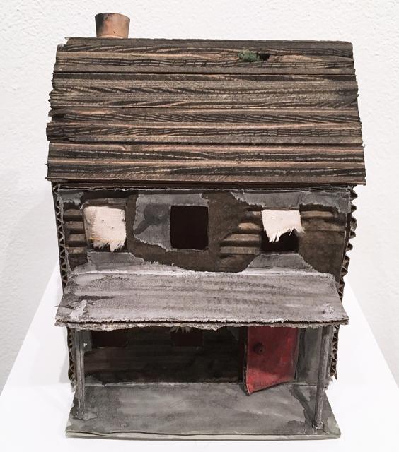 , 'American Bungalow (Door's Still Red),' 2018, BoxHeart
