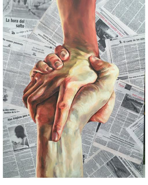 Milena Martinez Pedrosa, 'Two Cubans', Martinez-Pedrosa Studio