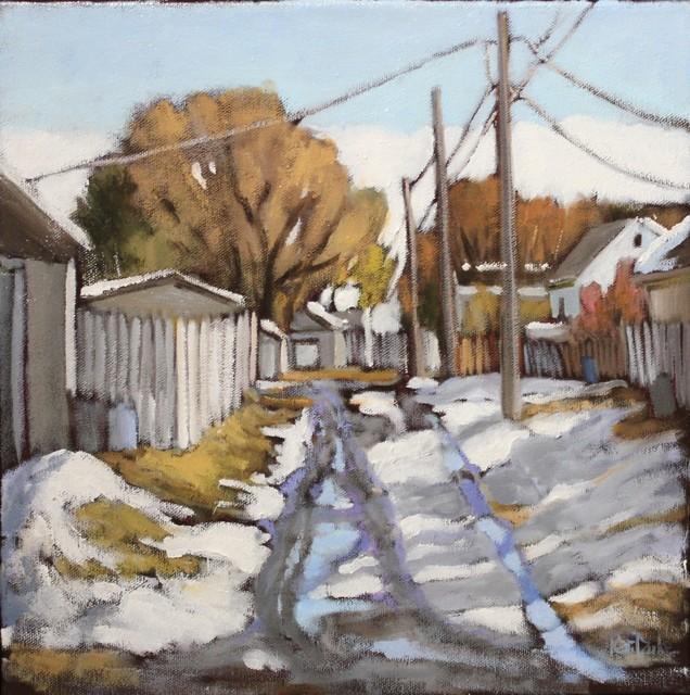 Kari Duke, 'Two Alleys Over', 2018, The Front Gallery