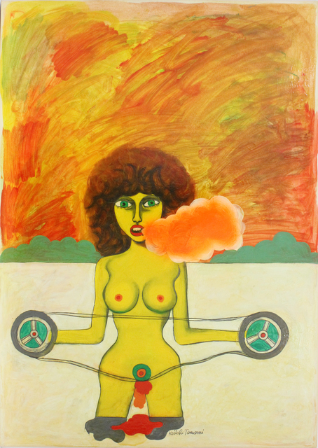 , 'Happy Doll,' 1969, Nanzuka
