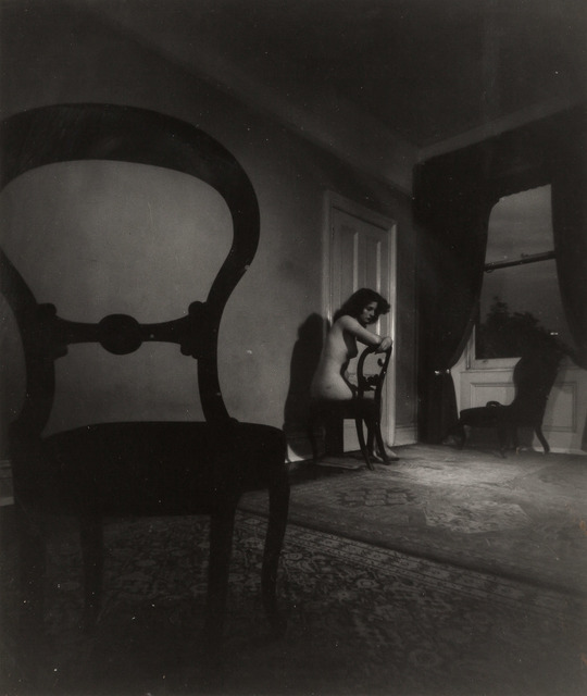 Bill Brandt, '[Nude, Campden Hill, London]', 1947, Doyle