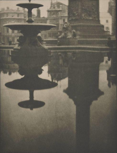 Alvin Langdon Coburn, 'Trafalgar Square', 1910, Doyle