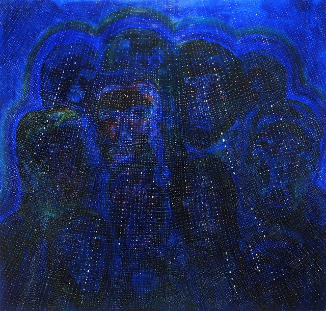 , 'Untitled,' 2017, Edward Thorp Gallery