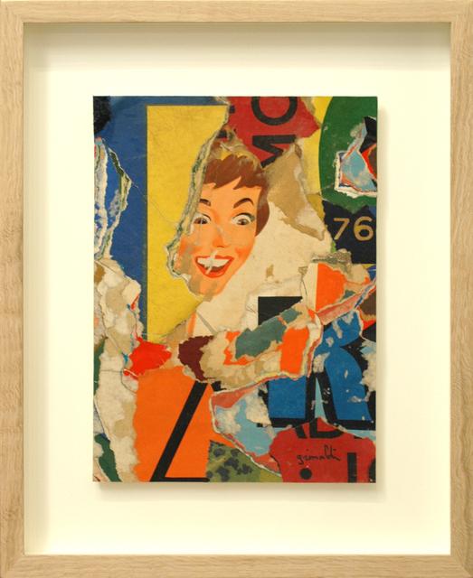 , '76,' 2018, Galerie Art Jingle