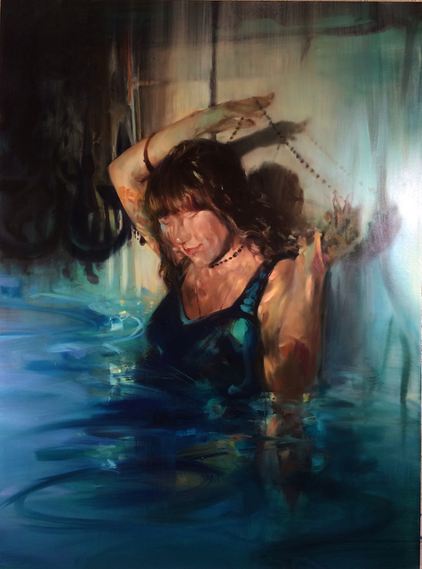 , 'Immerse,' 2018, Studio 21 Fine Art