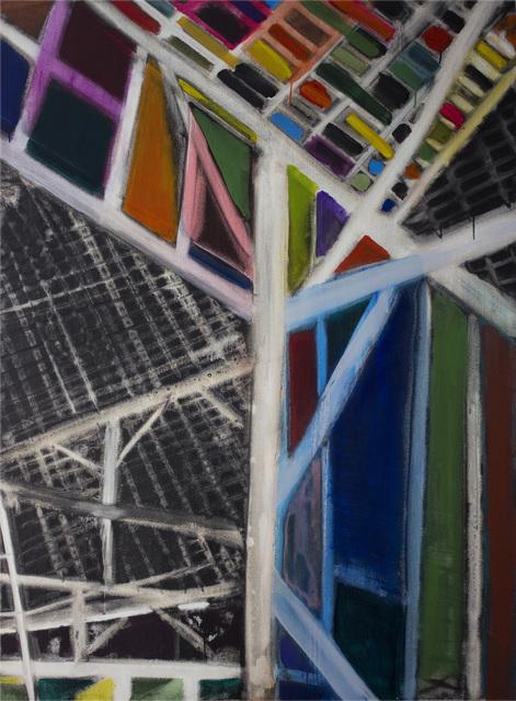 Kurt Lightner, 'Cathedrals of Work #11', 2013, Waterhouse & Dodd