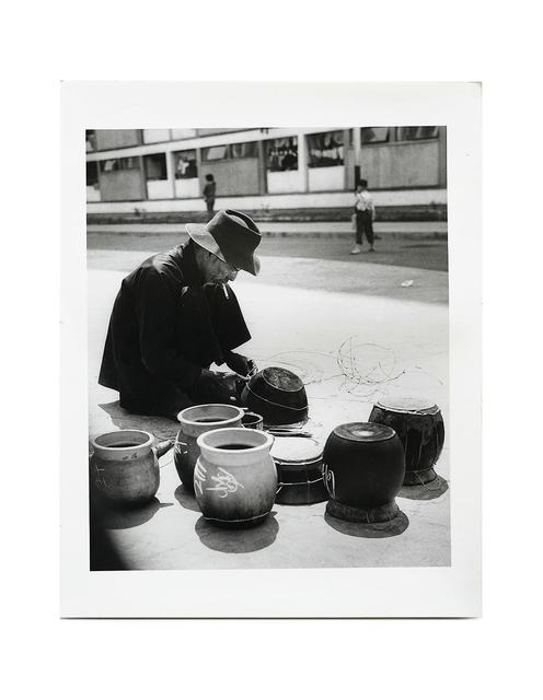 , 'Pot-binding Old Man,' 1960s-1970s, Blindspot Gallery