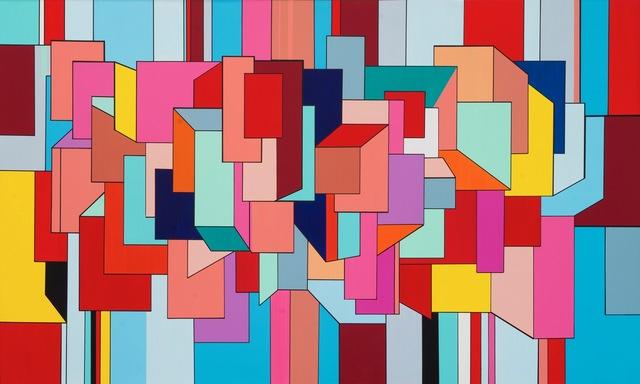 , 'City of Quartz II,' 2017, Simard Bilodeau Contemporary
