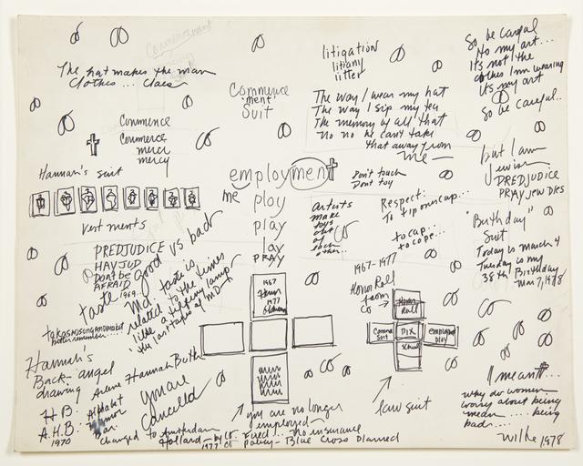 , 'Crucifixion Complex,' 1978, Ronald Feldman Gallery