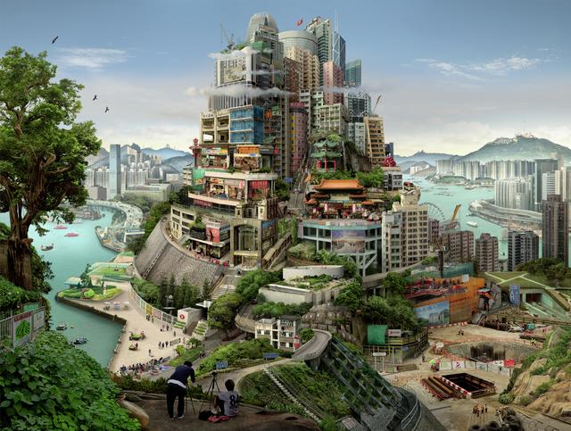 , 'Babel Hong Kong,' , Karin Weber Gallery