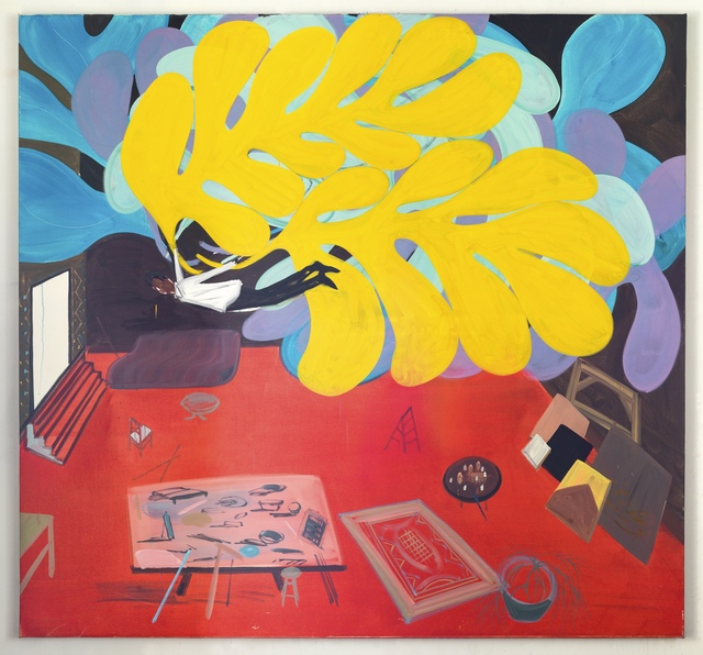 , 'The Wings of Matisse ,' 2015, Meislin Projects