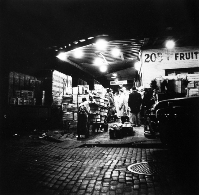 Arthur King, 'Washington Market, 205', 1955, ClampArt