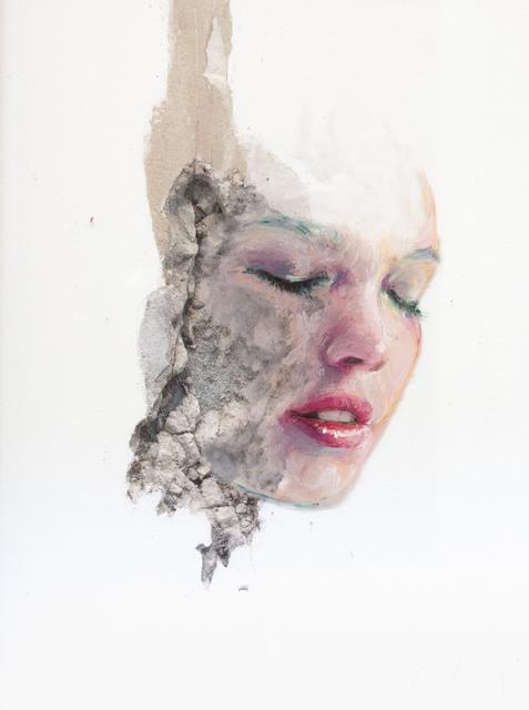 , 'Wounds LXVII,' 2018, NextStreet Gallery
