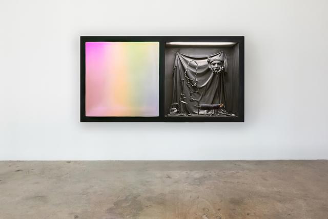 , 'colors passing through us,' 2014, Emerson Dorsch