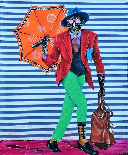, 'Bo'o peto,' 2018, Out of Africa Gallery