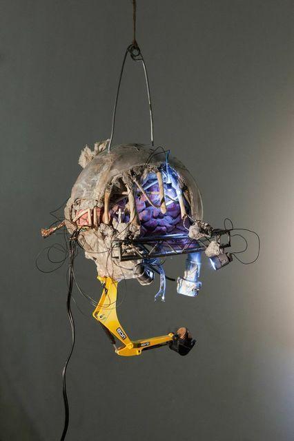 , 'Immaterial Capital,' 2015, Freedman Fitzpatrick