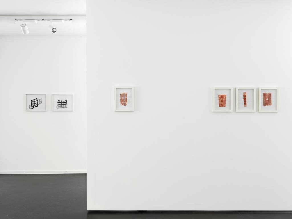 Susan Hefuna : Gebilde, Installation View 1