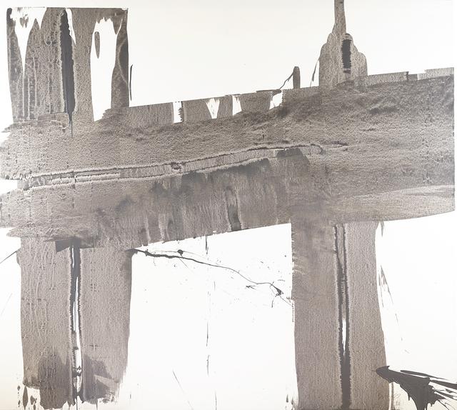 , 'Gray Brushstrokes 1,' , ArtStar
