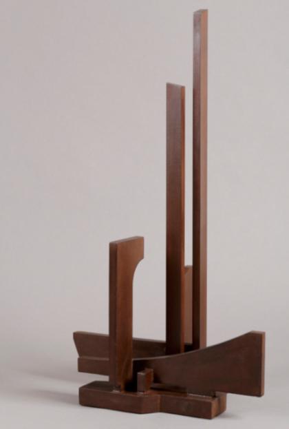 , 'Hommage À Niccolo Fontana Tartaglia,' 1956, Mark Hachem Gallery
