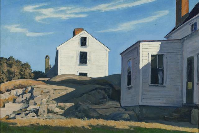 Clarence Kerr Chatterton, 'September Afternoon', ca. 1930, Montclair Art Museum