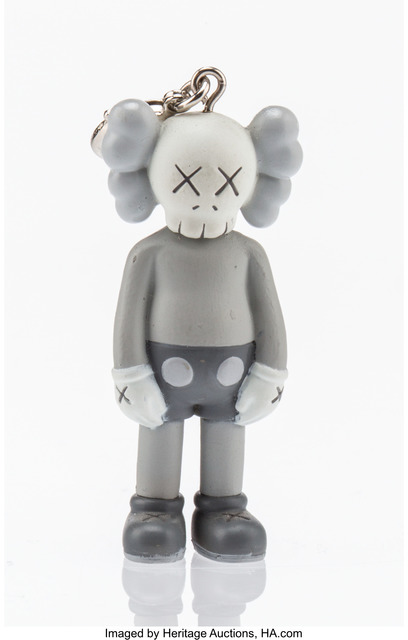 KAWS, 'Companion (Grey), keychain', 2009, Heritage Auctions