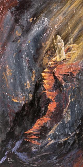 , 'The Ten Commandments,' 2016, Artrue Gallery