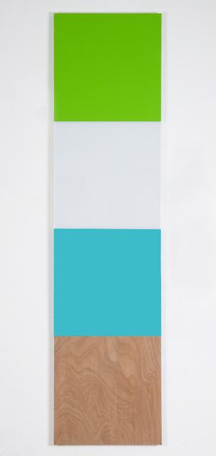 , 'Jequitibá Vertical,' 2011, Galeria Pilar
