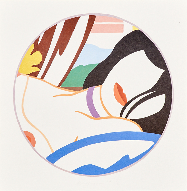 Tom Wesselmann, 'Artsounds Collection Deluxe Edition: Portfolio of 13 lithographs in colors in original box, including works by Tom Wesselmann, Marcel Duchamp, Larry Rivers and Italo Scanga (missing double album and several works)', 1986 (missing double album and several works), Rago/Wright