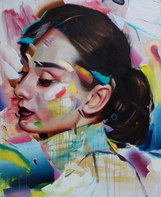 Pascal Vilcollet, 'Audrey', 2016, Mazel Galerie