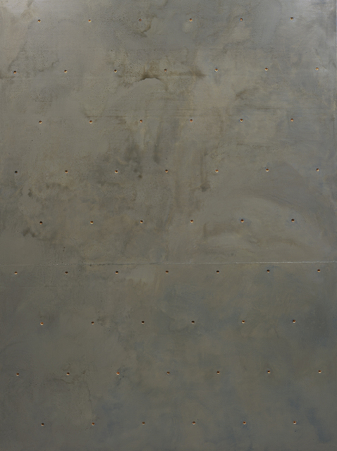 , 'Grey Wall,' 2004, Barry Whistler Gallery