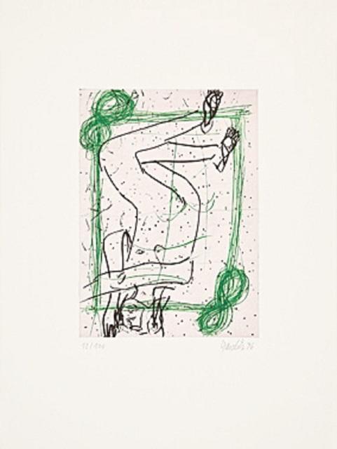 Georg Baselitz, 'untitled', 1996, Galerie Boisseree