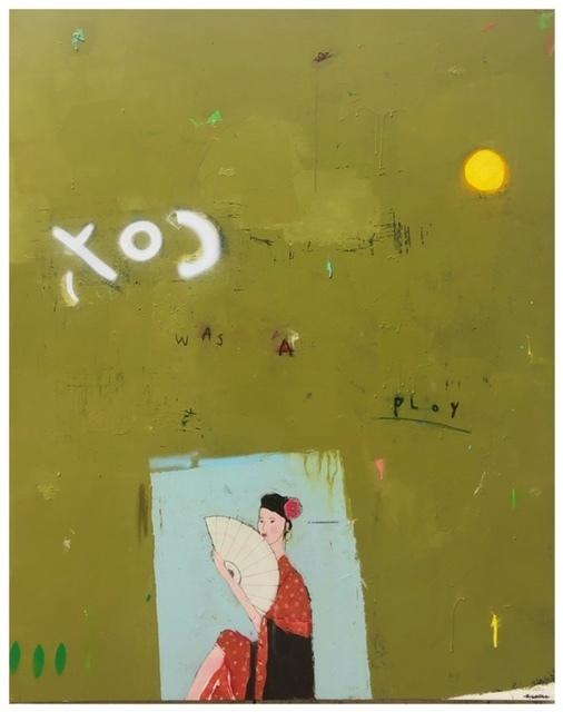 , 'Strategies pt 2,' 2019, Bruce Lurie Gallery