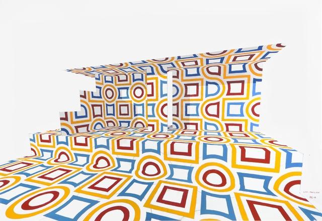 , 'Gopi Pavilion,' 2016, Galleria Heino