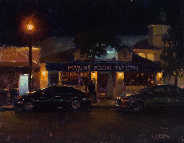, 'Tavern Lights,' 2017, Susan Calloway Fine Arts